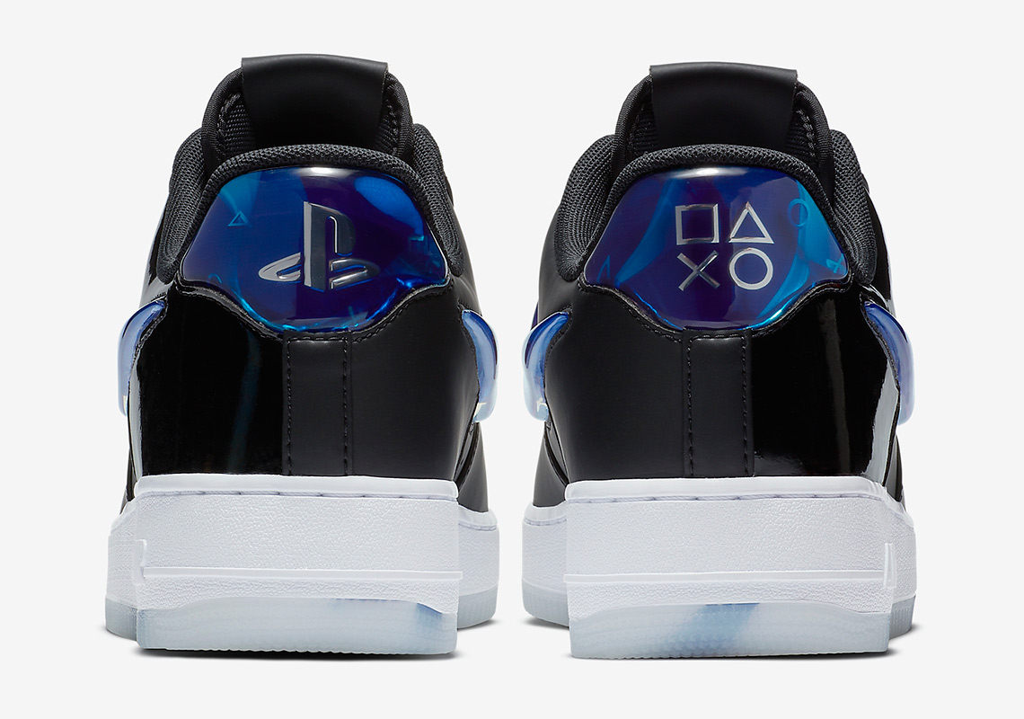 nike air force ps4