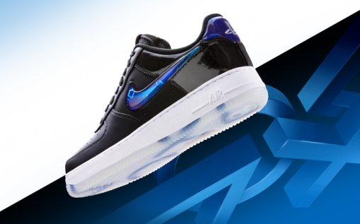 Playstation x NIKE Air Force 1 vs.42 | Blog